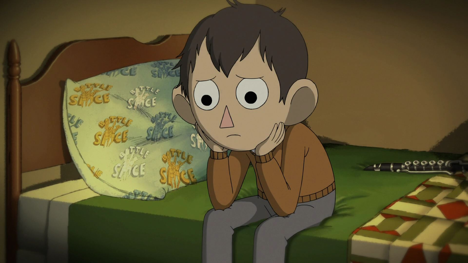 Over The Garden Wall Chapter 9 Into The Unknown Tv Episode 2014