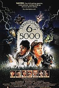 Jeff Goldblum and Ed Begley Jr. in Transylvania 6-5000 (1985)