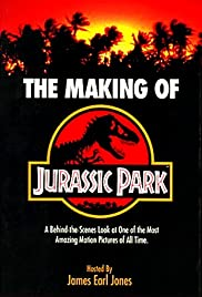 The Making of 'Jurassic Park' Poster