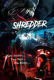 Legacy of Keene: Shredder Poster
