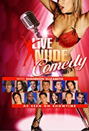 Live Nude Comedy Poster