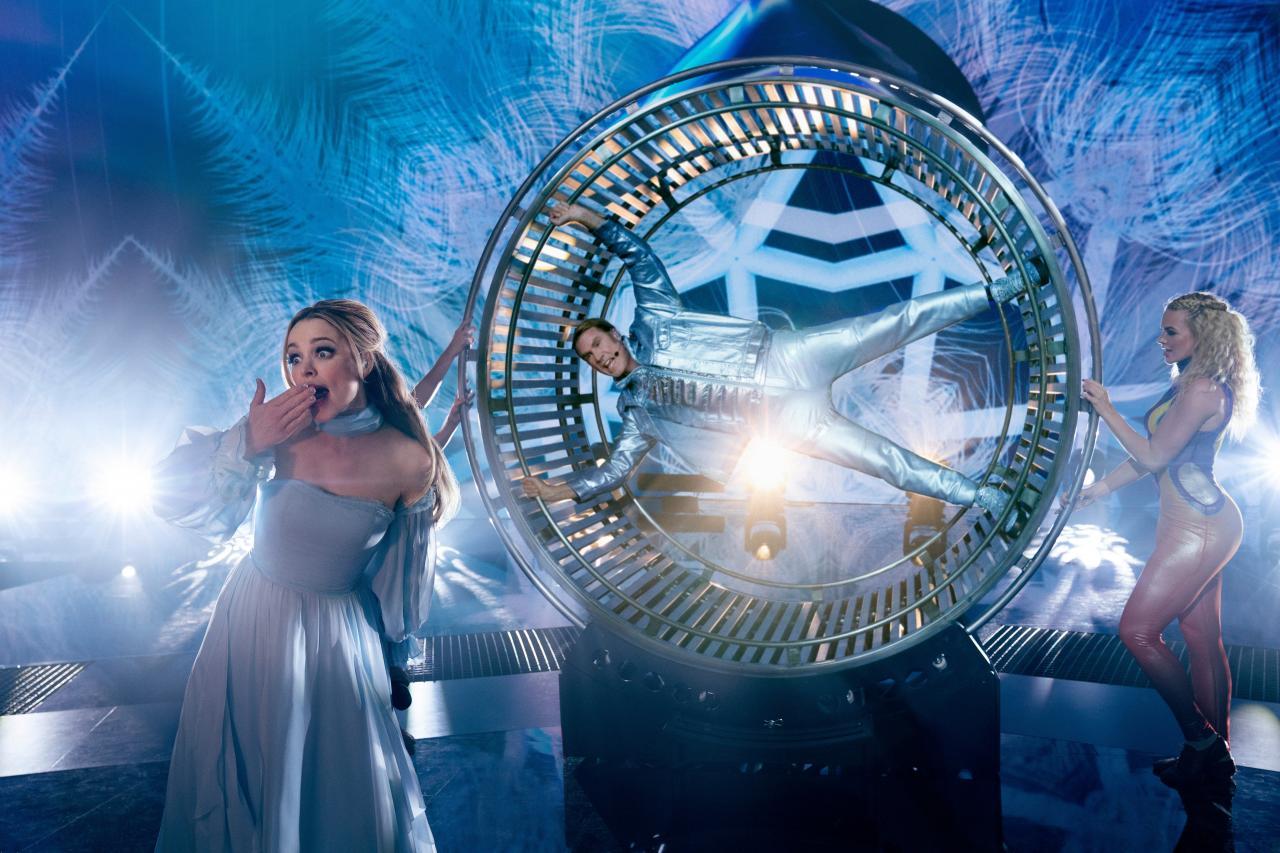 Rachel McAdams in Eurovision Song Contest: The Story of Fire Saga (2020)