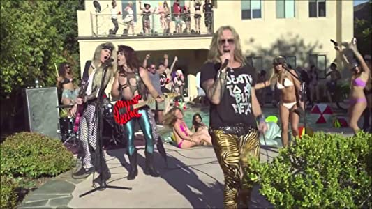 Movie psp free download Steel Panther: Party Like Tomorrow Is the End of the World (Explicit) [480x360]