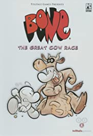Bone: The Great Cow Race Poster