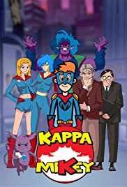 Kappa Mikey Poster - TV Show Forum, Cast, Reviews