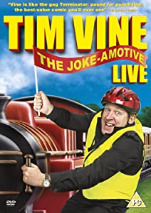 Watch online mp4 movies Tim Vine: The Joke-amotive Live by [Mpeg]