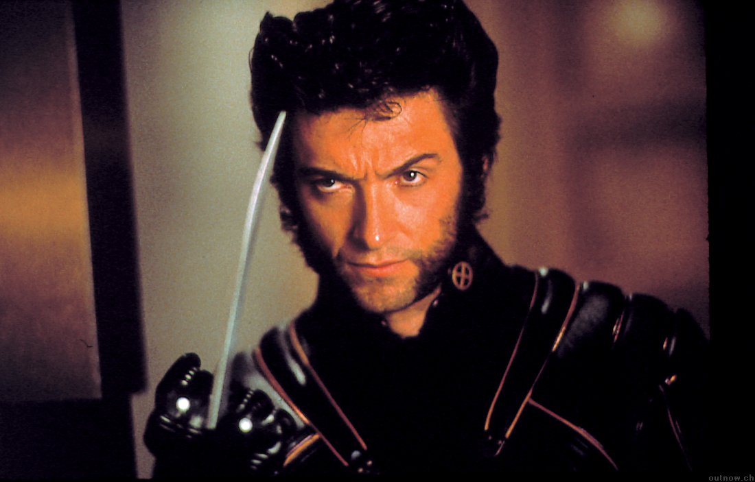 Hugh Jackman in X-Men (2000)