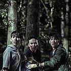 Bryan Shu-Hao Chang, Yen Tsao, and Chun-Haw Hsu in Close Your Eyes Before It's Dark (2016)
