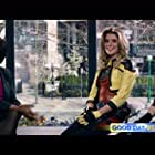 Grace Helbig and Hannah Hart in Electra Woman and Dyna Girl (2016)