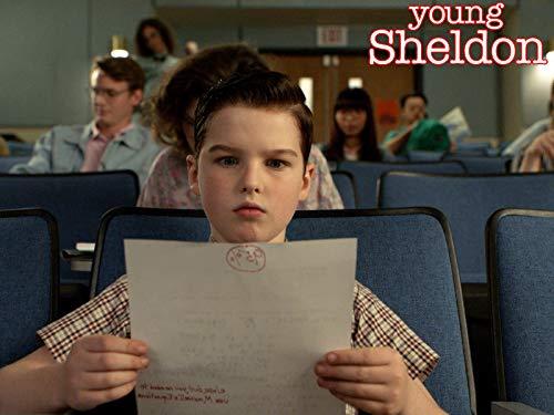 Young Sheldon 2×15 – Una emergencia matemática y palmas alegres