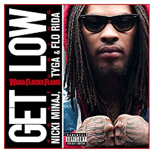 Red movie Waka Flocka Flame Feat. Nicki Minaj, Tyga and Flo Rida: Get Low [HDRip]