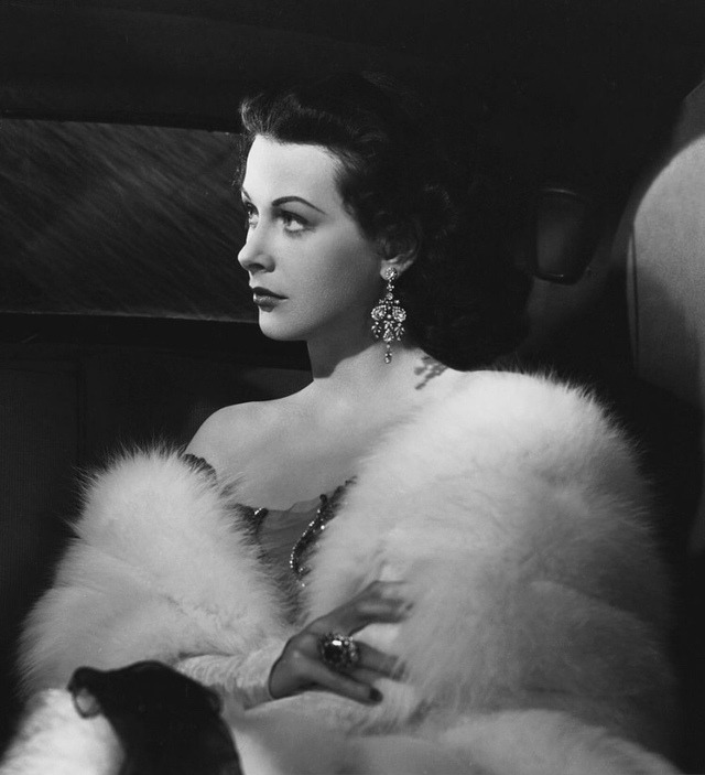 Hedy Lamarr in Dishonored Lady (1947)