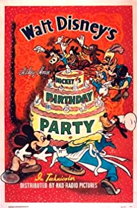 Movies dvdrip download Mickey's Birthday Party by Charles A. Nichols [Full]