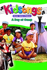 Kidsongs: A Day at Camp Poster