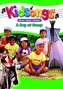 TV movies downloads Kidsongs: A Day at Camp USA [480i]