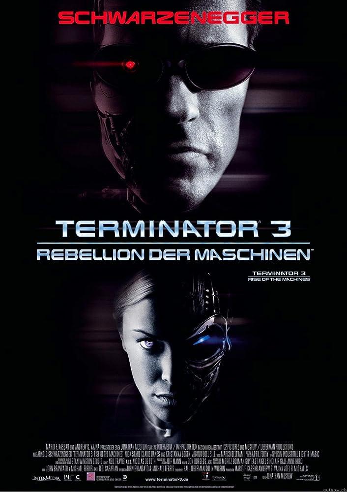 Terminator 3: Rise Of The Machines (2003) คนเหล็ก 3 กำเนิดใหม่เครื่องจักรสังหาร
