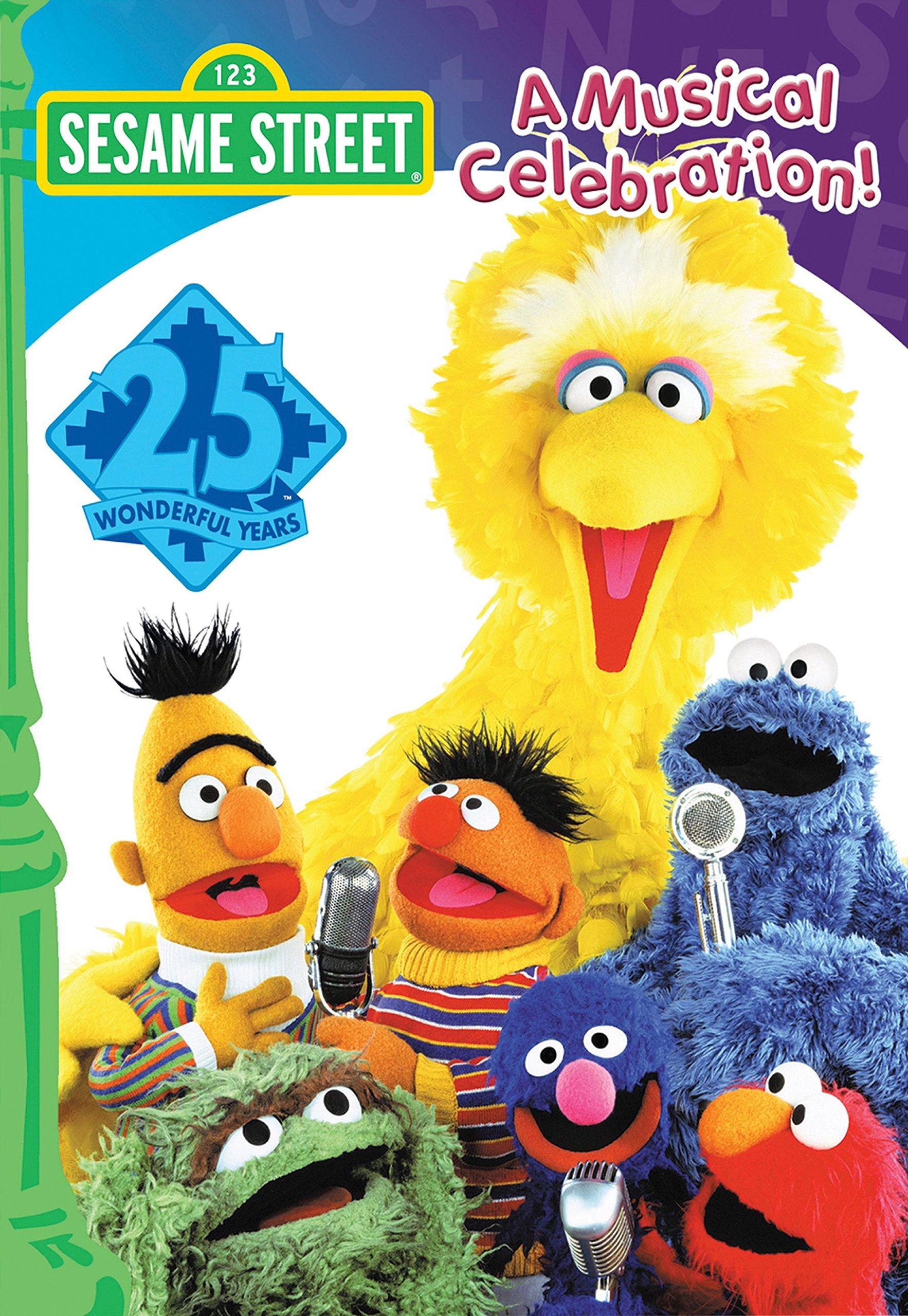 Sesame Street Jam A Musical Celebration Tv Movie 1993 Imdb