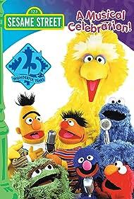 Frank Oz, Jim Henson, Kevin Clash, and Caroll Spinney in Sesame Street Jam: A Musical Celebration (1993)