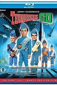 Thunderbirds Are GO (1966) Poster - Movie Forum, Cast, Reviews
