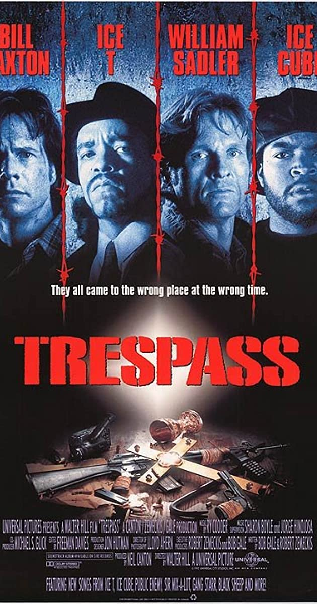 Subtitle of Trespass