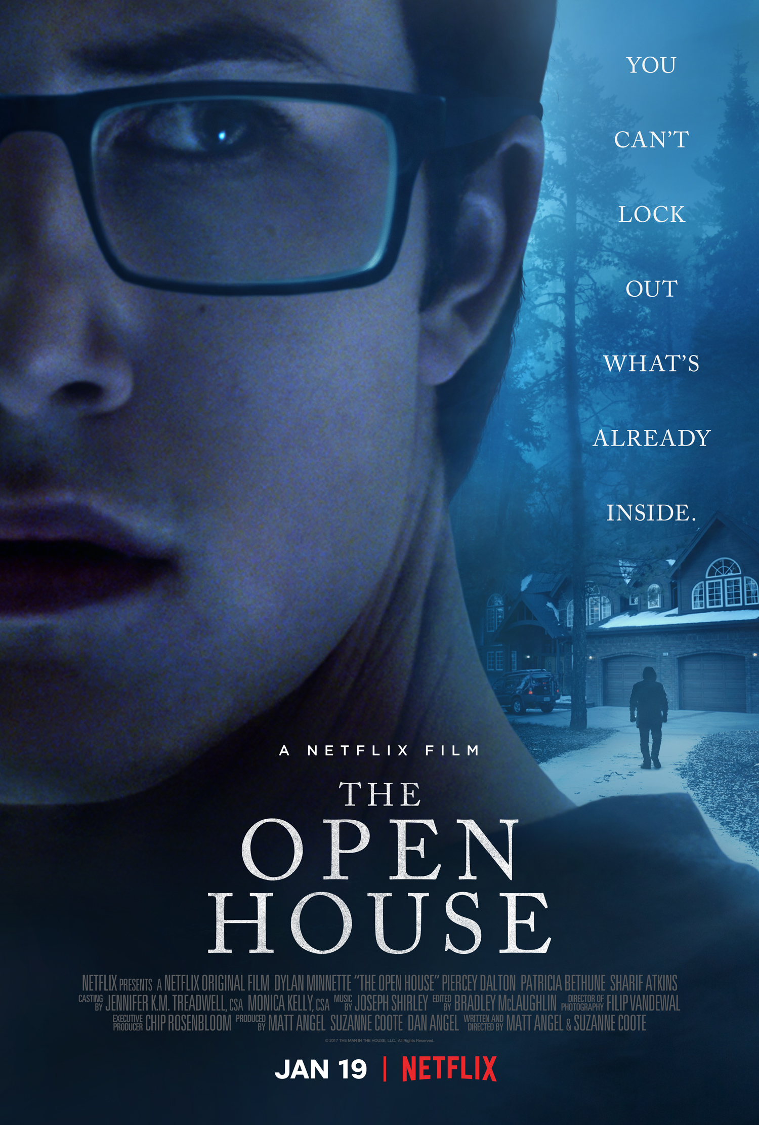 The Open House - Poster