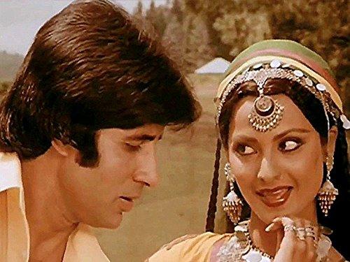 Image result for Amitabh Bachchan, Rekha Mr Natwarlal