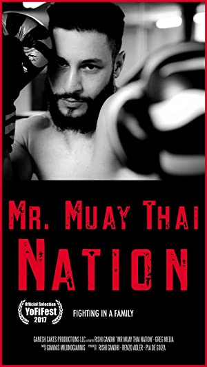 Mr. Muay Thai Nation