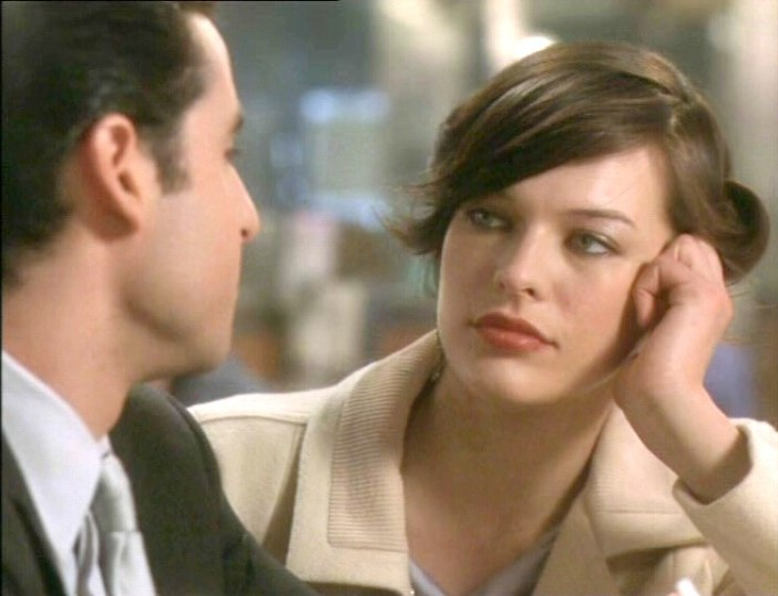 Milla Jovovich in You Stupid Man (2002)