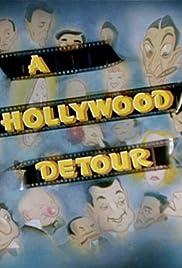 A Hollywood Detour Poster
