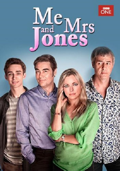 Sarah Alexander, Neil Morrissey, Nathaniel Parker, and Robert Sheehan in Me and Mrs Jones (2012)
