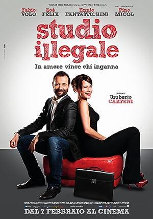 poster Studio illegale