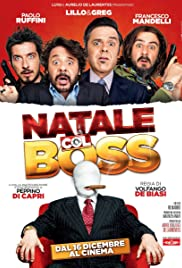 Natale col boss Poster