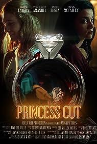 Elaine del Valle, Taryn Kosviner, Amadeo Fusca, Eddie Frente, Sydney Amanuel, Dustin Ward, Carson McCalley, and Lauren LaVera in Princess Cut (2020)