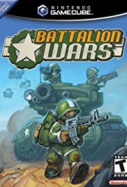 Battalion Wars Poster
