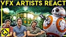 Los artistas de efectos visuales reaccionan a CGi 4 malo y genial