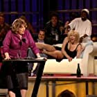 Courtney Love, Nick Di Paolo, Greg Giraldo, Eddie Griffin, and Lisa Lampanelli in Comedy Central Roast of Pamela Anderson (2005)