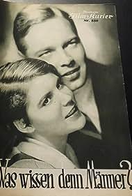 Was wissen denn Männer (1933)