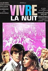 Serge Gainsbourg and Estella Blain in Vivre la nuit (1968)