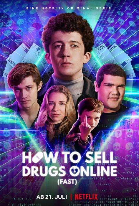 全歐最酷線上藥頭 (共3季)   awwrated   你的 Netflix 避雷好幫手!