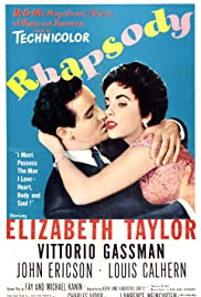 Rhapsody (1954) Poster - Movie Forum, Cast, Reviews