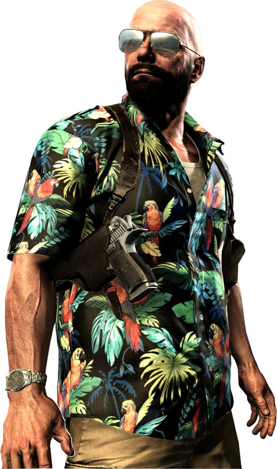 Max Payne 3 2012