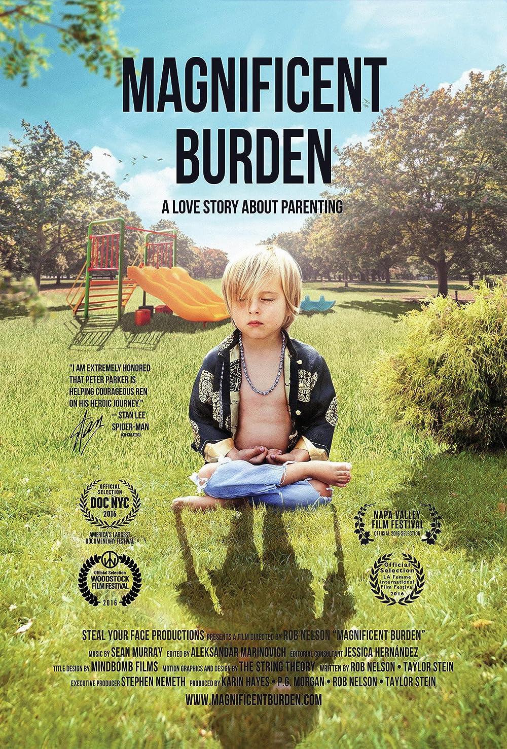 Magnificent Burden 2016