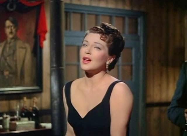 Lana Turner in Betrayed (1954)