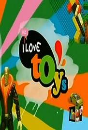 I Love Toys Poster