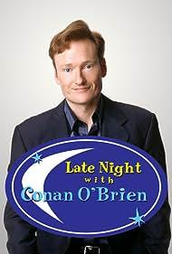 Conan O'Brien in Late Night with Conan O'Brien (1993)