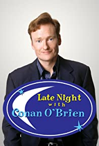 Primary photo for Late Night with Conan O'Brien