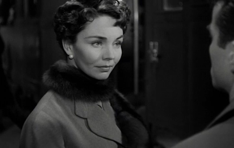 Jennifer Jones in Stazione Termini (1953)