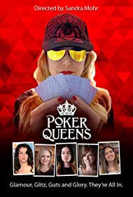 Jennifer Tilly, Kristen Bicknell, Sandra Mohr, Jennifer Harman, Liv Boeree, and Kelly Minkin in Poker Queens (2020)