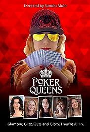 Poker Queens Poster