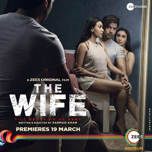 The Wife 2021 Hindi 720p ZEE5 HDRip ESubs 700MB Download